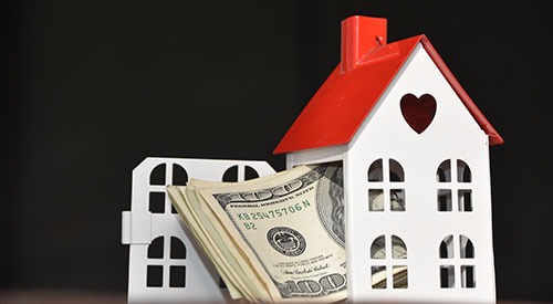 Refinacing their mortgage saved one couple $767 in monthly payments
