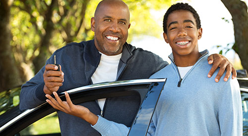 Save on teen driver car insurance