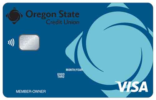 Blue Visa Value credit card