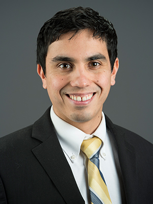 Daniel Echeverri, mortgage loan officer, Oregon State Credit Union